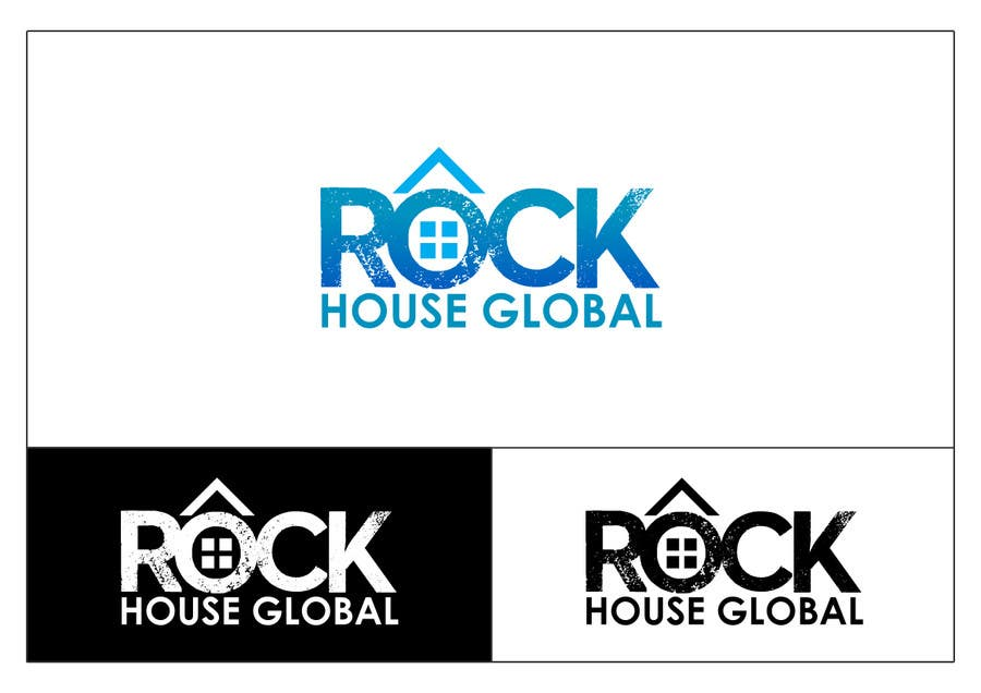 Proposition n°112 du concours Design a Logo for Rock House Global