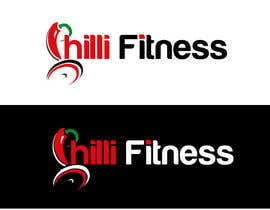 thimsbell tarafından Design a Logo and stationery for Fitness Club (Chilli Fitness) için no 68