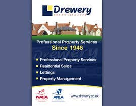 #16 for Design a Banner for our rightmove profile page (310 pixels wide by 468 pixels high). af b74design
