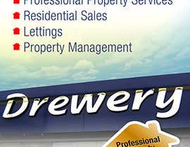 #23 for Design a Banner for our rightmove profile page (310 pixels wide by 468 pixels high). af kiekoomonster