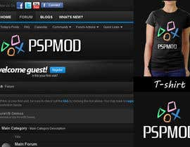 #109 for Logo Design for PSPMOD.com by bamz23