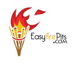 #121 para Design a Logo for Burn Baby Burn / Easy Fire Pits    a Fire Pit / Burner Parts Supplier por sainil786