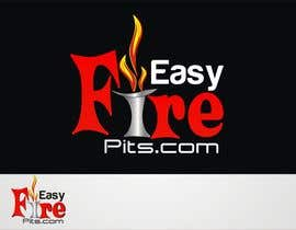 #140 untuk Design a Logo for Burn Baby Burn / Easy Fire Pits    a Fire Pit / Burner Parts Supplier oleh shobbypillai