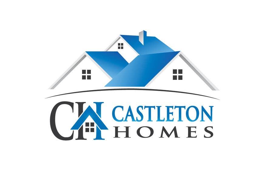 Kilpailutyö #161 kilpailussa Design a Logo for Castleton Homes