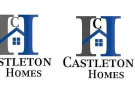 nº 85 pour Design a Logo for Castleton Homes par creativeblack