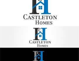 #119 cho Design a Logo for Castleton Homes bởi creativeblack