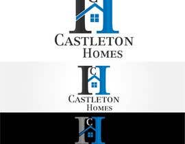 nº 120 pour Design a Logo for Castleton Homes par creativeblack