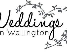 #62 untuk Design a Logo for a wedding website oleh KelDelp