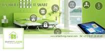 Graphic Design Kilpailutyö #28 kilpailuun Design a banner for facebook/Website for home automation company