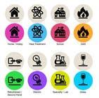 Graphic Design Inscrição do Concurso Nº6 para Design some Icons for Website