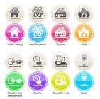 Graphic Design Inscrição do Concurso Nº21 para Design some Icons for Website