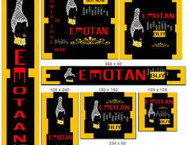#22 untuk Advertisement Design for Emotan Ltd oleh nobinkurian