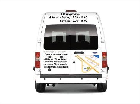 Inscrição nº                                         6                                      do Concurso para                                         Ich benötige ein grafisches Design for Ford Transit