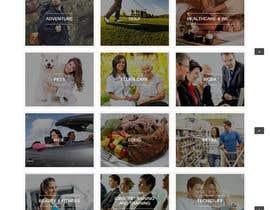#31 for Website Mock Up - Wordpress by latheeshvmvilla