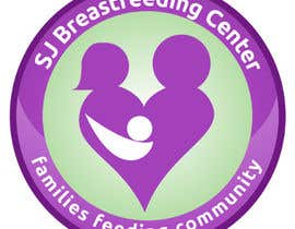 #32 para Design a Logo for Breastfeeding Support Center por editmaleth
