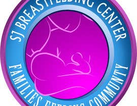#41 untuk Design a Logo for Breastfeeding Support Center oleh jrviljoen