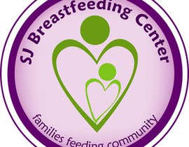 #17 untuk Design a Logo for Breastfeeding Support Center oleh KelDelp