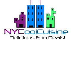 #39 untuk Design a Logo for a New York Based Restaurant Website needed ASAP! oleh Cubina