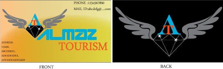 Proposition n°91 du concours Design a Logo for Almaz Tourism