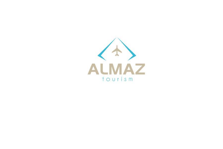 Proposition n°97 du concours Design a Logo for Almaz Tourism