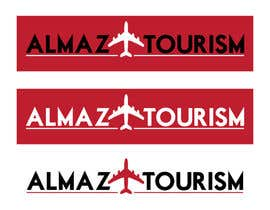 #99 for Design a Logo for Almaz Tourism by designerdesk26
