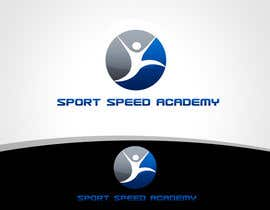 #20 for Design a Logo for Sport Speed Academy by AhmedElyamany