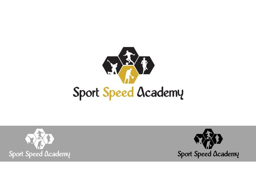 Bài tham dự cuộc thi #                                        28                                      cho                                         Design a Logo for Sport Speed Academy