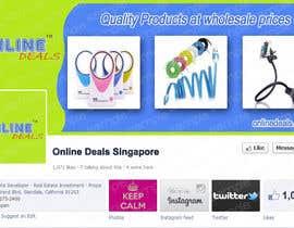 #15 cho Design a Banner for OnlineDeals bởi saligra