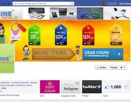 #11 para Design a Banner for OnlineDeals por shipbuysale