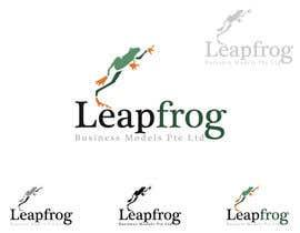 Dokins tarafından Design a Logo for Leapfrog için no 26