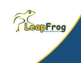 nº 60 pour Design a Logo for Leapfrog par ingutza