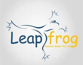 #14 for Design a Logo for Leapfrog by piexxndutz