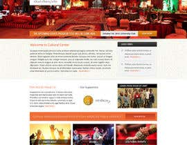 #4 cho Website Design for Cultural Creativity Center bởi Pavithranmm