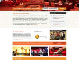 nº 6 pour Website Design for Cultural Creativity Center par Pavithranmm