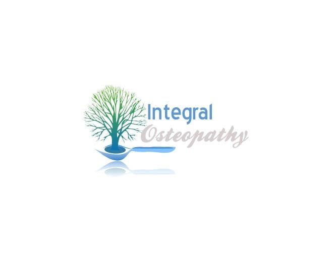Penyertaan Peraduan #23 untuk Design a Logo for Integral Osteopathy