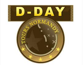 nº 58 pour D-DAY TOURS NORMANDY LOGO par Sayart