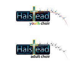 #33 untuk Design Two Logos for Church Choirs oleh mirceabaciu
