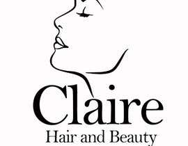 #24 cho Design a Logo for Claire Hair and Beauty bởi sonisavi25