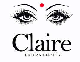 #76 for Design a Logo for Claire Hair and Beauty by sonisavi25