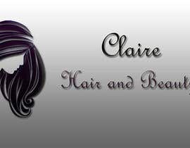 #39 cho Design a Logo for Claire Hair and Beauty bởi MyNameIsAdrian
