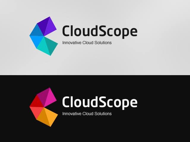 Конкурсная заявка №117 для Logo Design for CloudScope