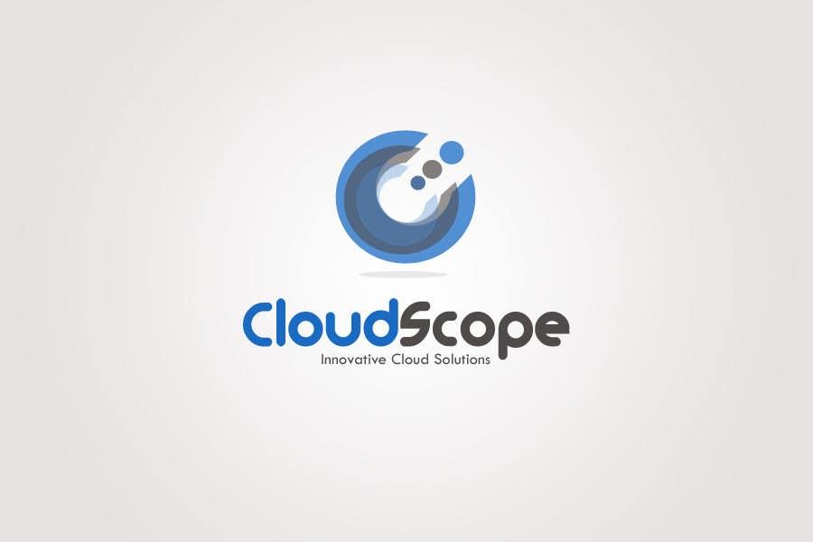 Конкурсная заявка №393 для Logo Design for CloudScope