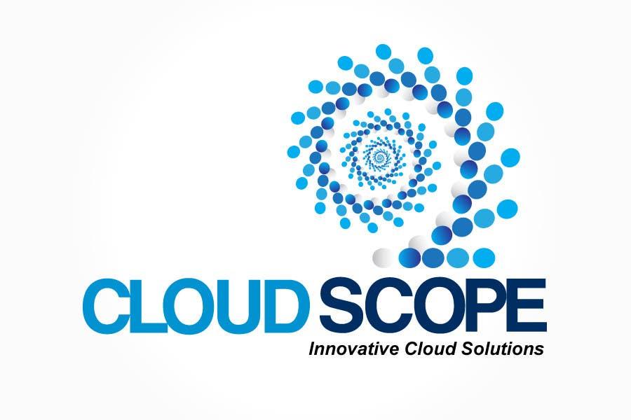 Inscrição nº 466 do Concurso para Logo Design for CloudScope