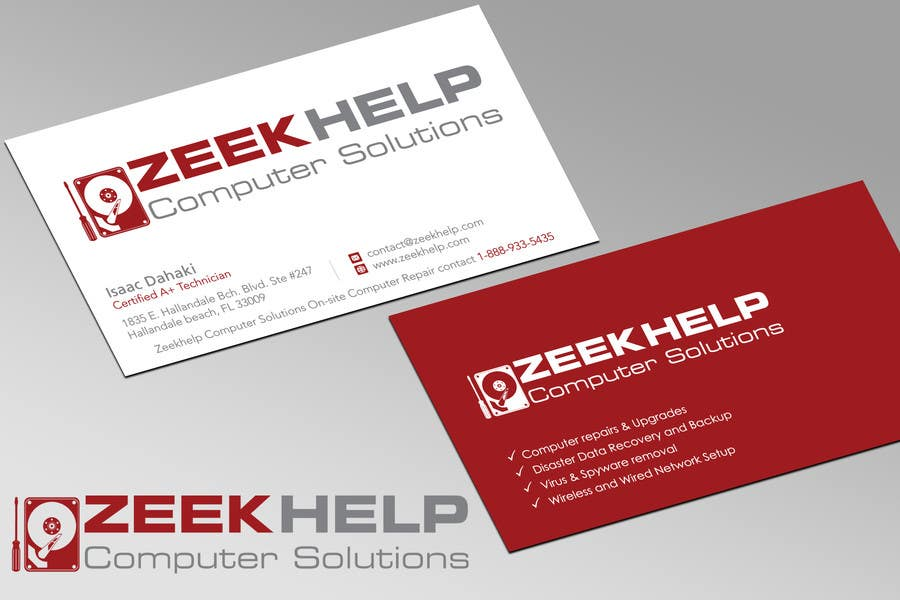 #91 for Develop a Corporate Identity for Computer repair company by jobee
