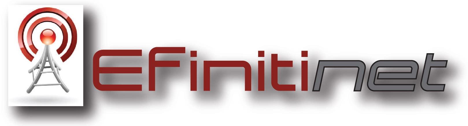 Konkurrenceindlæg #                                        3                                      for                                         Design Logo For New Start Up Company Efinitinet