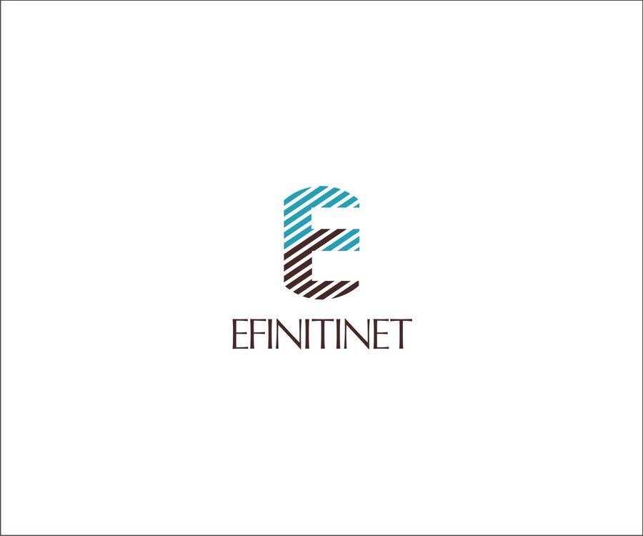 Konkurrenceindlæg #                                        14                                      for                                         Design Logo For New Start Up Company Efinitinet