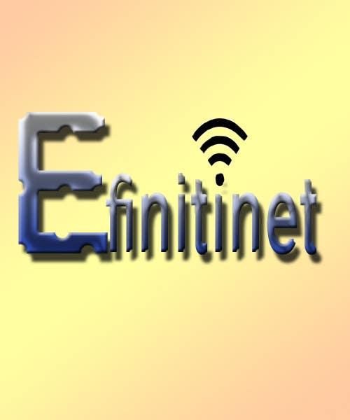Konkurrenceindlæg #                                        17                                      for                                         Design Logo For New Start Up Company Efinitinet