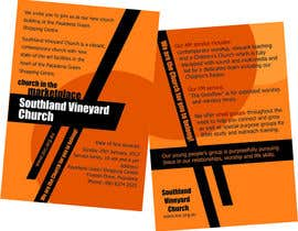 nº 61 pour Flyer Design for Southland Vineyard Church par rainy14dec