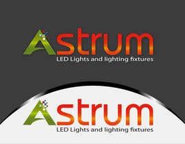 #312 for logo for astrum af woow7