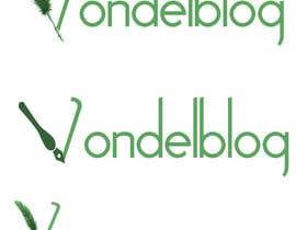#35 untuk Design a Logo for www.vondelblog.com oleh expen